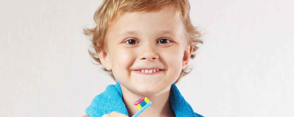 Childs dental health